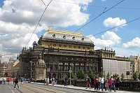 Национальный театр (Фото: Кристина Макова)