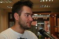 Марек Зтрацены (Фото: Петр Йиндра, Чешское радио)