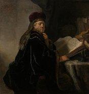 Рембрандт: «Портрет ученого» (1934 г.)