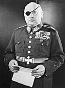 Генерал Ян Сыровы в Чехословацком Радио 30.9.1938 (Фото: ЧТК)