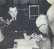 Клемент Готвальд и Эдвард Бенеш