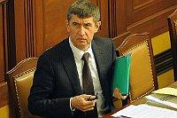 Министр финансов Андрей Бабиш (Фото: Филип Яндоурек, Чешское радио)