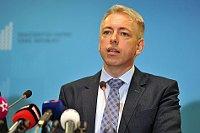 Министр внутренних дел Милан Хованец (Фото: Филип Яндоурек, Чешское радио)