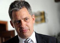 Министр по правам человека Иржи Динтсбир (Фото: Филип Яндоурек, Чешское радио)
