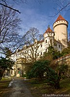 Замок Конопиште (Фото: CzechTourism)