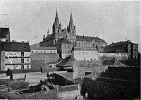 Эмаузский монастырь в начале 20-го века