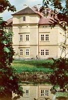 Замок в Милетине