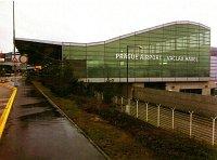 Визуализация аэропорта имени Гавела (Фото: ЧТК)