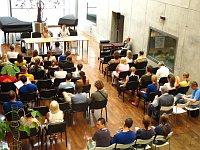 Участники курсов побывали на Чешском Радио