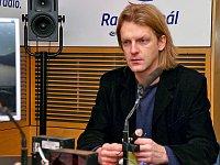Даниэл Кайзер (Фото: А.Шварцова, архив Чешского радио)