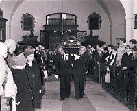 Похороны Ярослава Сейферта