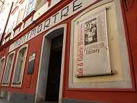 Пражская галерея Montmartre (Фото: Кристина Макова, Чешское радио - Радио Прага)