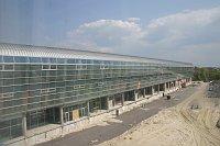 Стройка нового аэропорта во Львове (Фото: Czech Airlines)