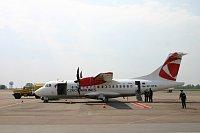 Самолет ATR-42 (Фото: Czech Airlines)