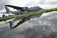 Самолет CASA (Фото: Томаш Адамец, Чешское радио)
