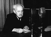 Зденек Нейедлы (Фото: Архив Чешского радио)