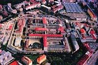 Тюрьма в пражском районе Панкрац