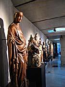 Мадонны в Архиепископском музее в Оломоуце (Фото: Кристина Макова, Чешское радио - Радио Прага)