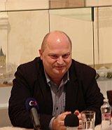 Вит Влнас (Фото: Милош Турек, Чешское радио - Радио Прага)