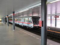 Станция «Вышеград» (Фото: Иржи Немец, Чешское радио - Радио Прага)