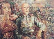 Портрет Томаша Гаррига Масарика