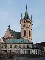 Город Гумполец (Фото: Jitka Erbenová, Wikimedia Commons, License CC BY-SA 3.0)