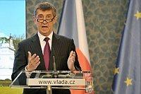 Министр Андрей Бабиш (Фото: Филип Яндоурек, Чешское радио)