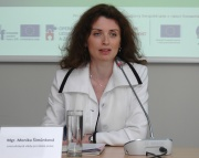 Моника Шимункова (Фото: Архив Радио Прага)
