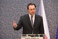 Руководитель чешского Национального центра по мониторингу наркозависимости Виктор Мравчик (Фото: Архив Правительства ЧР)