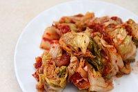 Традиционное корейское блюдо «кимчи»