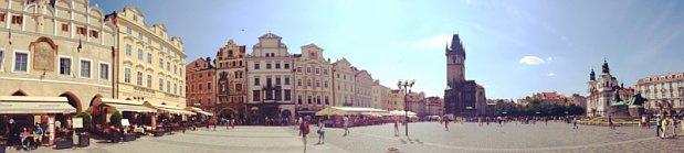 Староместская площадь (Фото: Олег Фетисов)