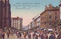 Пражский район Жижков в начале 20-го века (Фото: Free Domain)