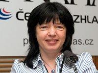 Мария Борковцова (Фото: Ян Скленарж, Чешское радио)