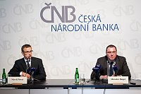 Марек Петруш и Мирослав Сингер (Фото: Филип Яндоурек, Чешское радио)