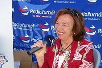 Ливия Клаусова (Фото: Петра Скленаржова, Чешское радио)