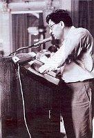 Людвик Вацулик на IV Cъезде писателей Чехословакии, 1967 г.