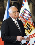 Вацлав Клаус (Фото: ЧТК)