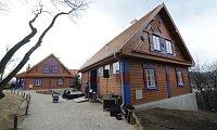 Гочаровы домики (Фото: ЧТК)