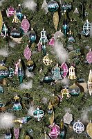 Традиционные чешские стеклянные елочные украшения (Фото: Роман Касадо, Чешское радио - Радио Прага)