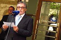 Генеральный директор Чешского радио Петер Дуган (Фото: Кристина Макова, Чешское радио - Радио Прага)