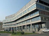 Здание чешского центра управления навигационной спутниковой системой Galileo