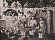 Чайный обряд люб. обществ Ясонь и Элишка в Немецком Броде, 1910 г.
