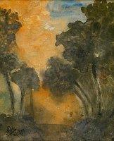 Картина Тагора