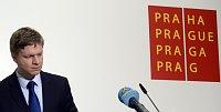 И.о. мэра Праги Томаш Гудечек (Фото: ЧТК)
