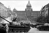 Август 1968 г. в Праге