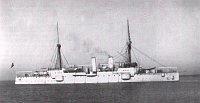 Крейсер Kaiserin Elizabeth