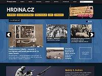 Сайт Hrdina.cz