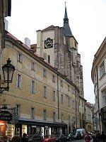 Костел св. Ильи в Праге