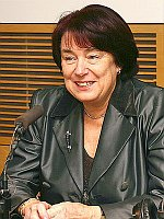 Эва Сыкова (Фото: Петра Чехова, Чешское радио)