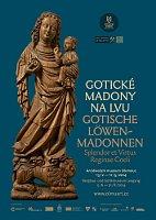 «Готические Мадонны на льве» (Фото: архив Архиепископского музея в Оломоуце)